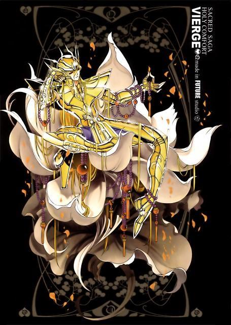 Saint Seiya: Virgo Shaka - Minitokyo