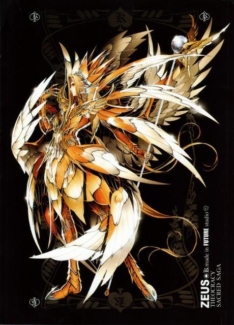 Saint Seiya: Future studio ~ Zeus roi des dieux - Minitokyo