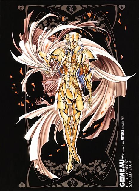 Saint Seiya: Gemini Saga - Minitokyo