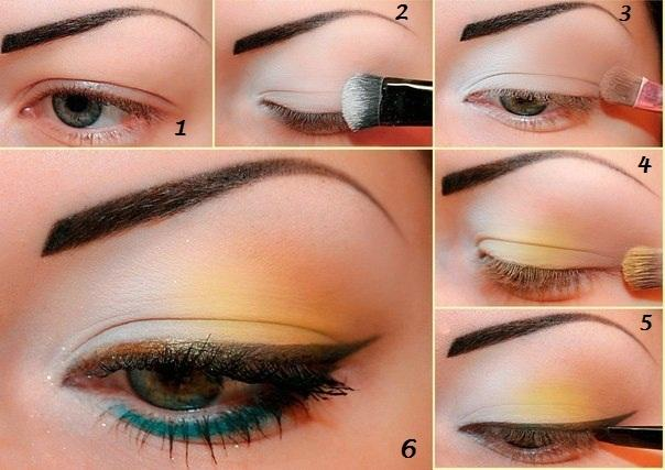 rocking night party eye makeup - StyleCraze