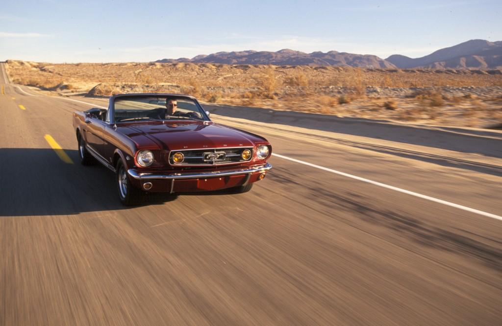 1965 Ford Mustang - 1st Gen 65 Mustangs