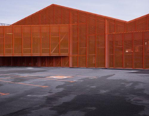 BANG Architectes — ZAP'ADOS — Europaconcorsi