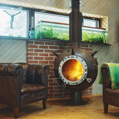 Marinemine - The Mine furniture