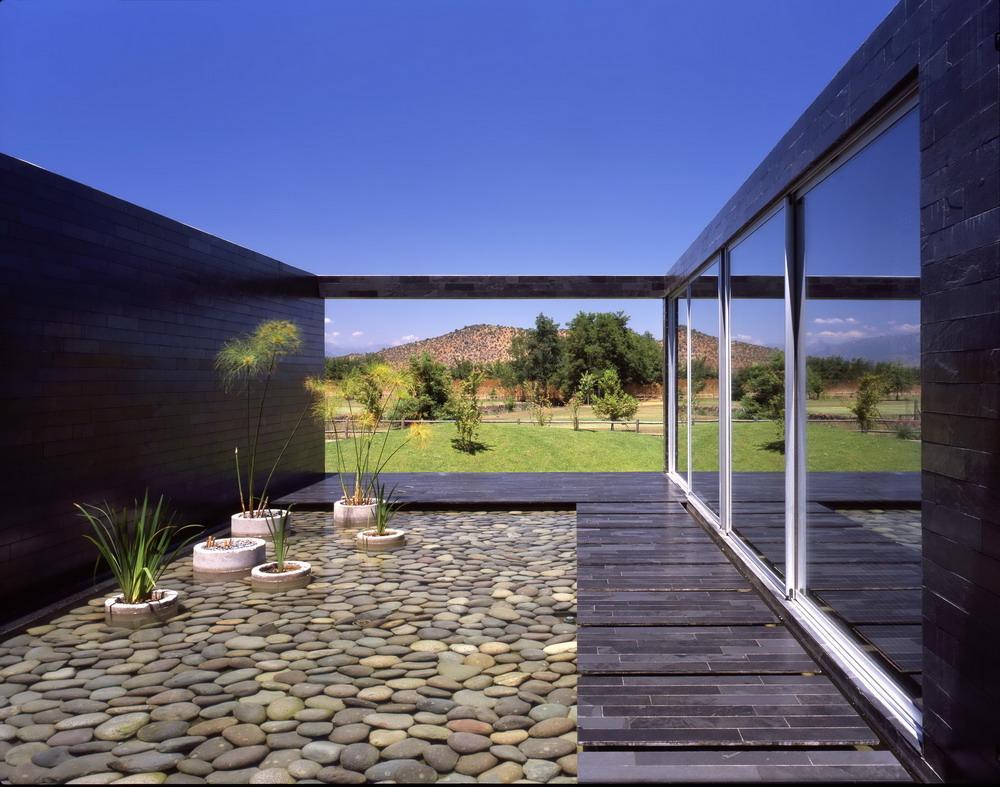Casa Gatica / Felipe Assadi and Francisca Pulido - Ronen Bekerman 3d architectural visualization blog