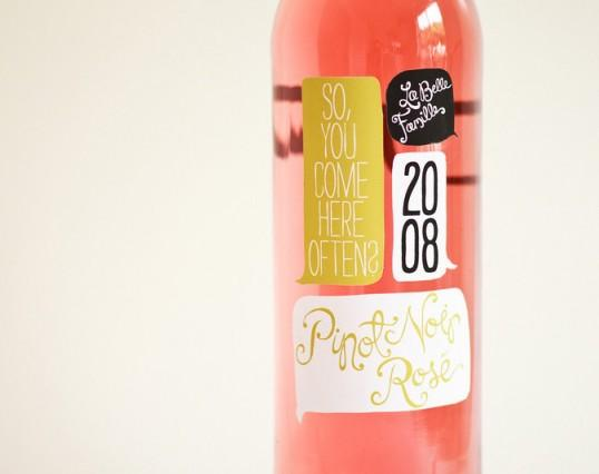 40 Creative Wine Label Designs | inspirationfeed.com