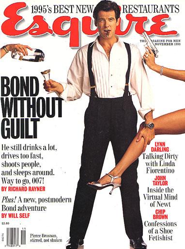 As Capas da Revista Esquire ao Longo do Tempo   Mistures