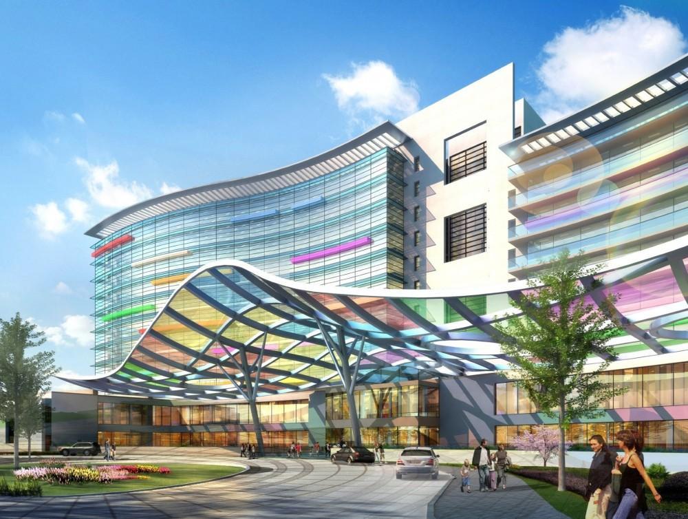 Suzhou Children's Hospital : By HKS Architects ~ HouseVariety