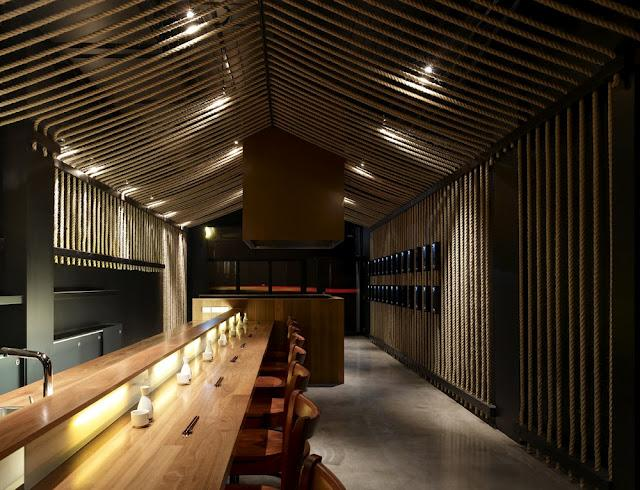 Maedaya Grill & Sake : By Architects EAT ~ HouseVariety