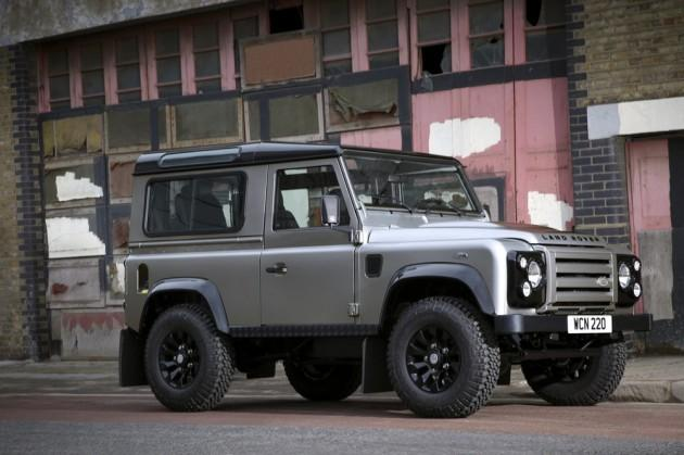 Land Rover Defender XTech Special Edition | Highsnobiety