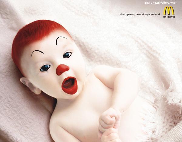 Esos pequenos Rebeldes 25 simpaticos anuncios publicitarios protagonizados por ninos - Puro Marketing