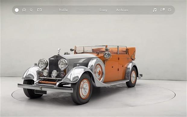 Road Inc. - Legendary Cars for iPad review - Telegraph