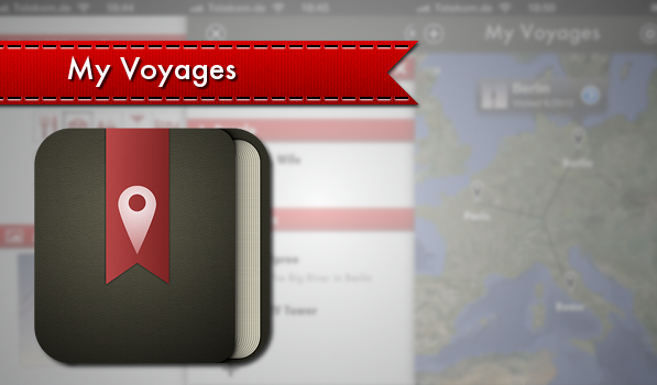 My Voyages – Turn Places into Memories [Sponsor] — Beautiful Pixels
