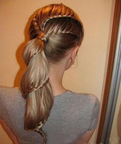 rocking hairstyle - StyleCraze
