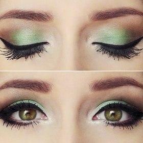 radiant eye makeup - StyleCraze