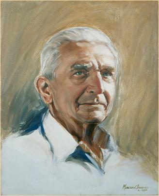 Marcus Claudio - Oil Portraits