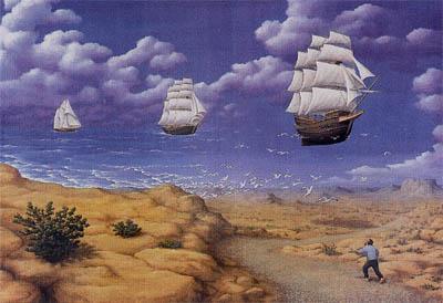 Visions Fine Art Gallery - Sedona Arizona - Rob Gonsalves