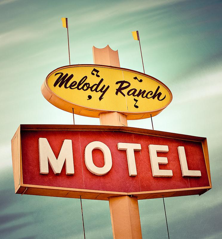 Melody Ranch Motel | Flickr - Photo Sharing!