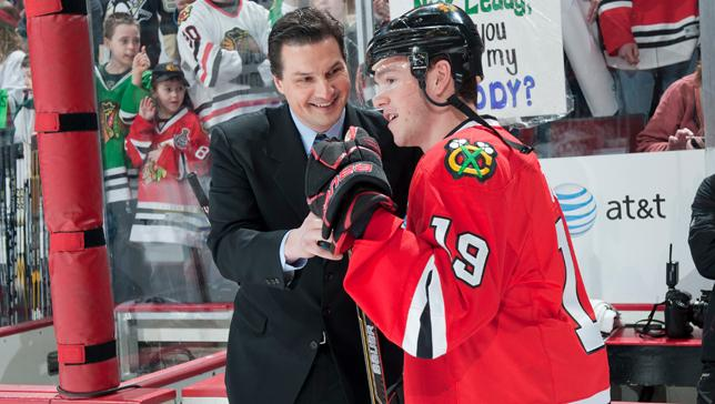 The Verdict: Olczyk's talents span from rink to booth, and beyond - The Verdict
