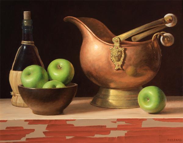 John Pence Gallery - Adam Forfang