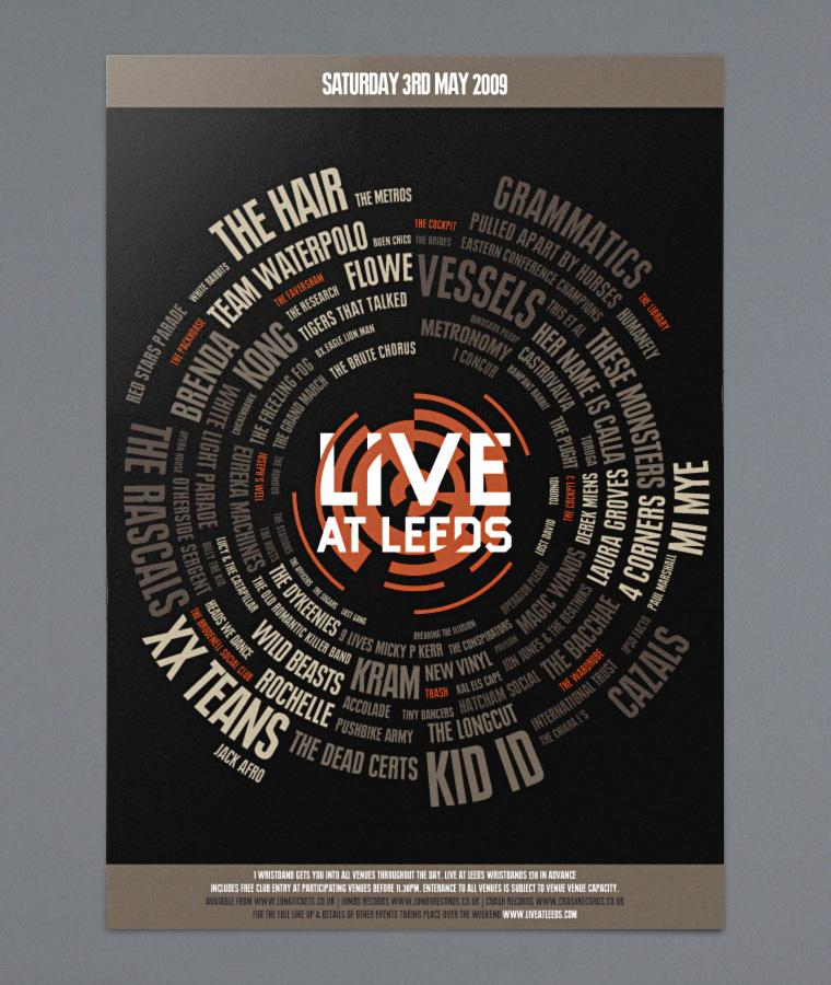 Live at Leeds › Dan Forster