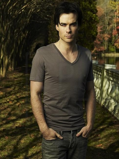 Upí?í deníky | The Vampire Diaries » Ian v The People Magazine