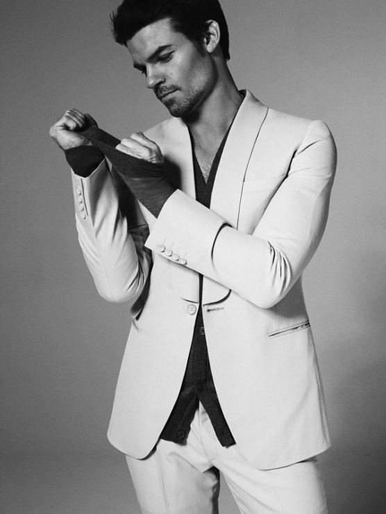 Upí?í deníky | The Vampire Diaries » Daniel pro Matthewa Lyna