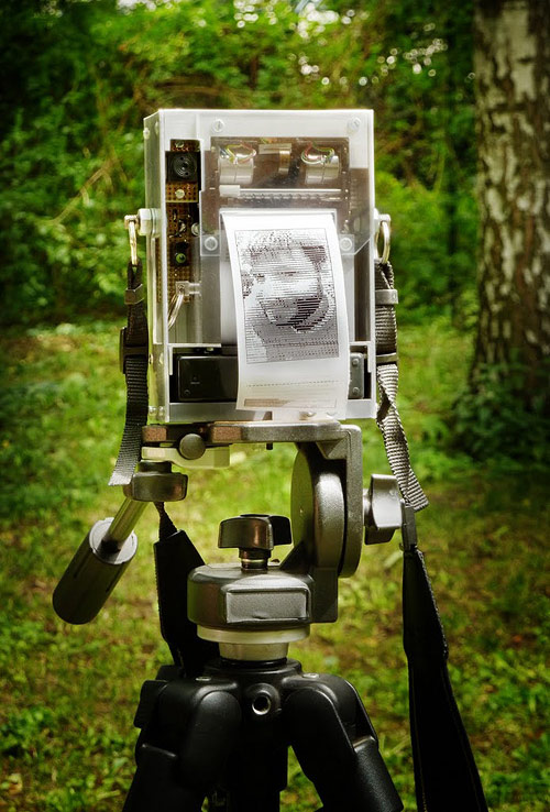 Electronic Instant Camera - BOOOOOOOM! - CREATE * INSPIRE * COMMUNITY * ART * DESIGN * MUSIC * FILM * PHOTO * PROJECTS