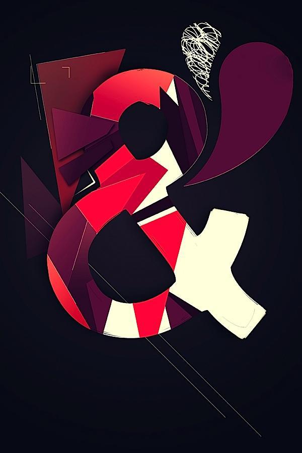 Typography Mania #140 | Abduzeedo | Graphic Design Inspiration and Photoshop Tutorials
