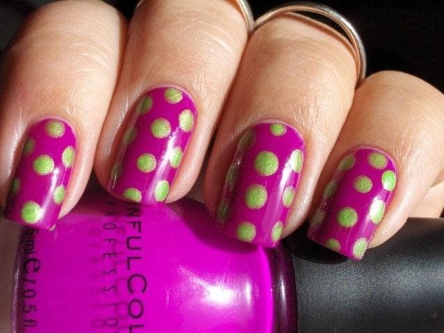 funny nail art - StyleCraze