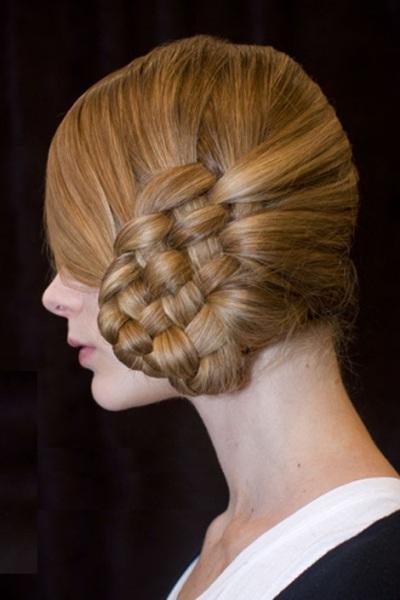 french model braid - StyleCraze
