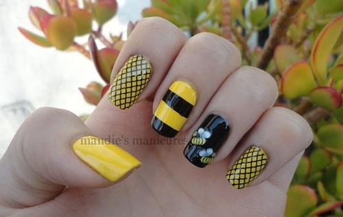 manicure nail art - StyleCraze