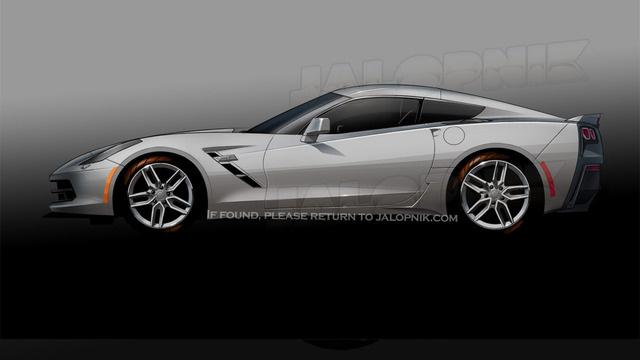 2014 Corvette: First Photos