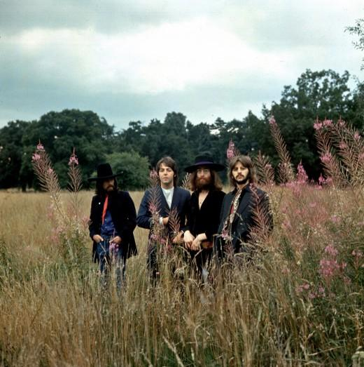 The Beatles' Last Photo Session, August 1969 | Retronaut
