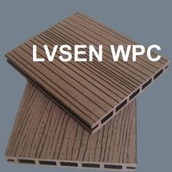 Wpc Decking Floor Manufacturer & Exporter From China - Shandong Lvsen Wood- Plastic Composite Co. Limited