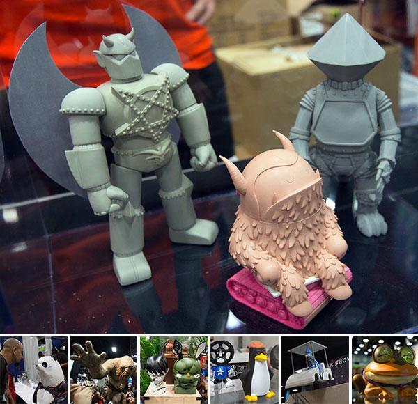 San Diego Comic-Con 2012: toys, etc