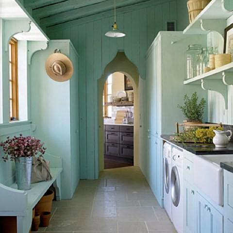 Good Clean Fun / Cute Laundry Rooms