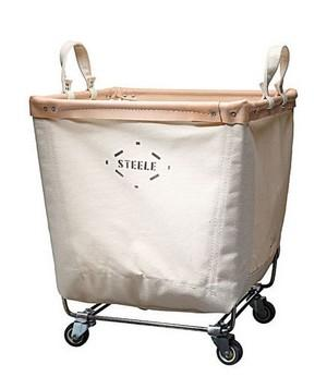 Good Clean Fun / Steele Canvas Laundry Cart