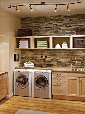 Good Clean Fun / awesome laundry room