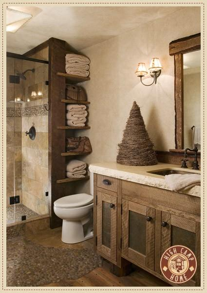 Good Clean Fun / towel storage