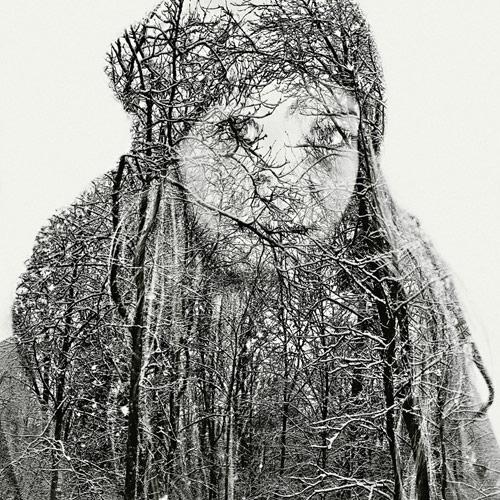 Multiple Exposures Portrait Photography - Double Exposures Photos