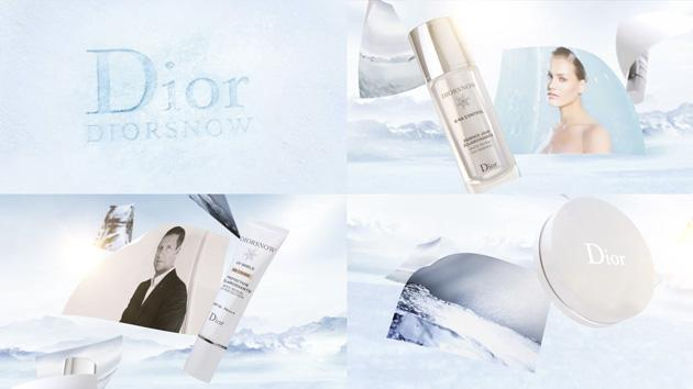 LVMH Dior Snow | UZIK | Agence de communication interactive