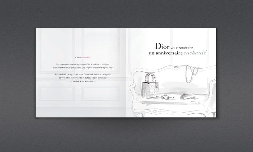 Web Direction artistique versez Dior via WakeMeUp en Freelance> Creasenso
