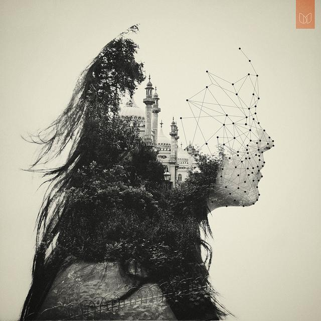 3000+ FAVS 82,000 views :) // Double exposure // Vector. | Flickr – Condivisione di foto!