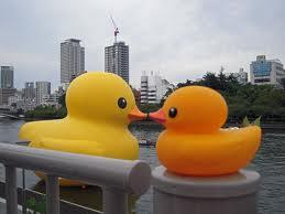giant rubber duckies - Google Search