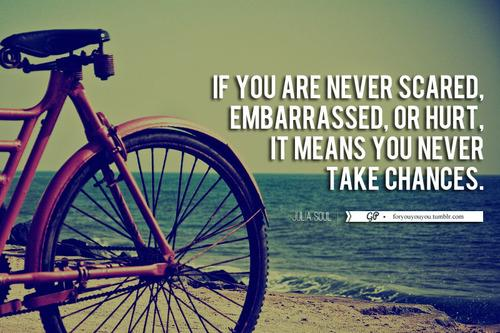For you & you & you » So… if you're scared, embarrassed and/or hurt,...