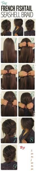seashall braid - StyleCraze