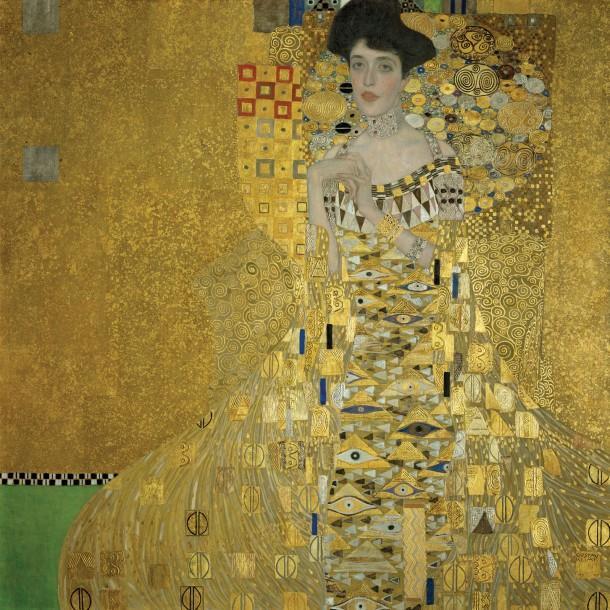 Anniversary of Artist Gustav Klimt's Birth-a one of the Modernism father's