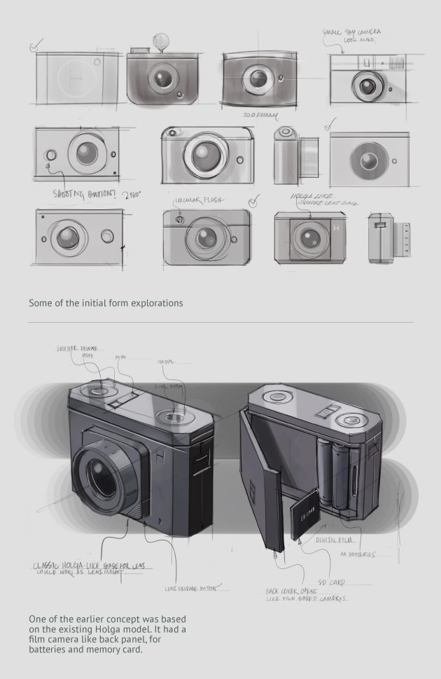 Holga D - Holga Digtal Camera - Saikat Biswas