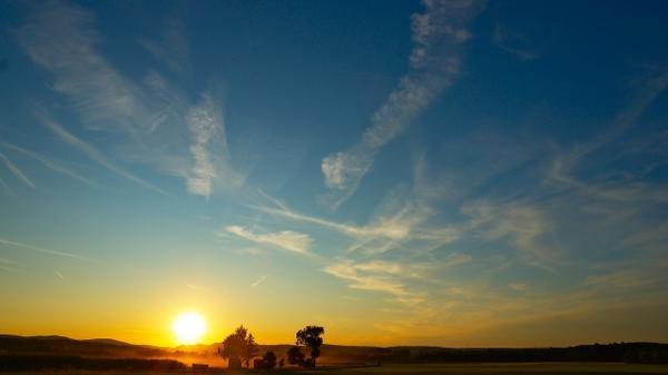 landscapes,sunset sunset landscapes nature 2560x1440 wallpaper – Sunsets Wallpapers – Free Desktop Wallpapers