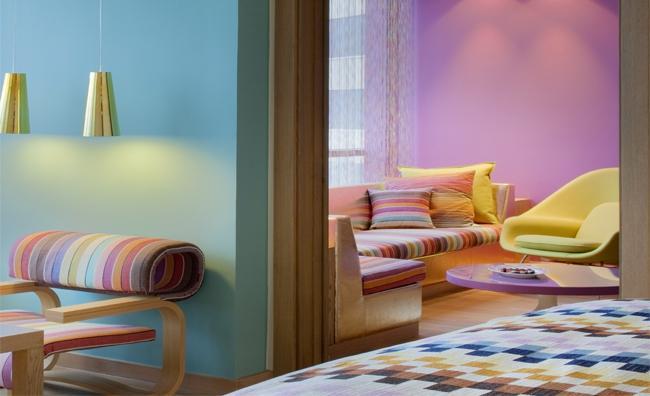Gli hotel firmati dai grandi stilisti Hotel Missoni - Stile.it